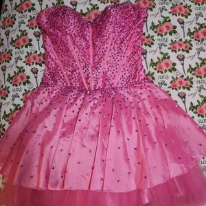 Beautiful Princess mini  dress